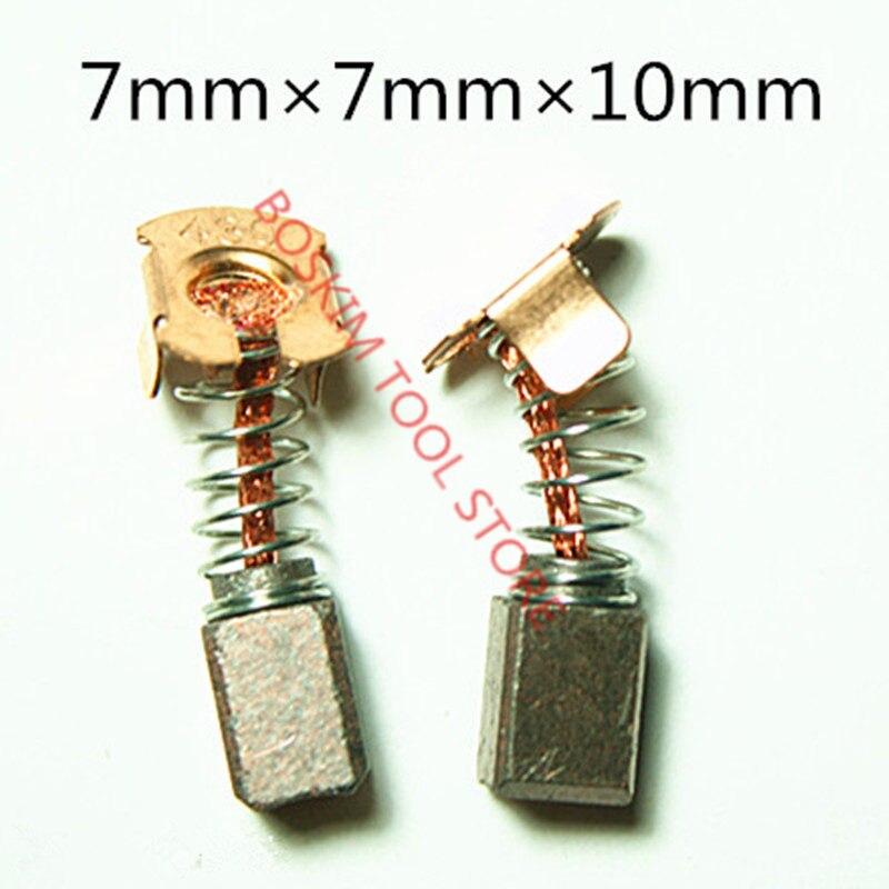 Carbon Brushes Replace For MAKITA BHR240 BHR240Z BJV180 DGA450RFE DHR162RFE DUC121RFE DSS500Z DGA452RFE CB-430 430