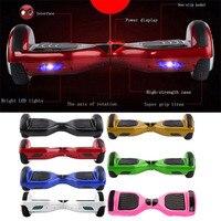 Hoverboard умный электрический балансируя Скутер Hover доска баланс 2 колеса Портативный COOL Guy/Для девочек