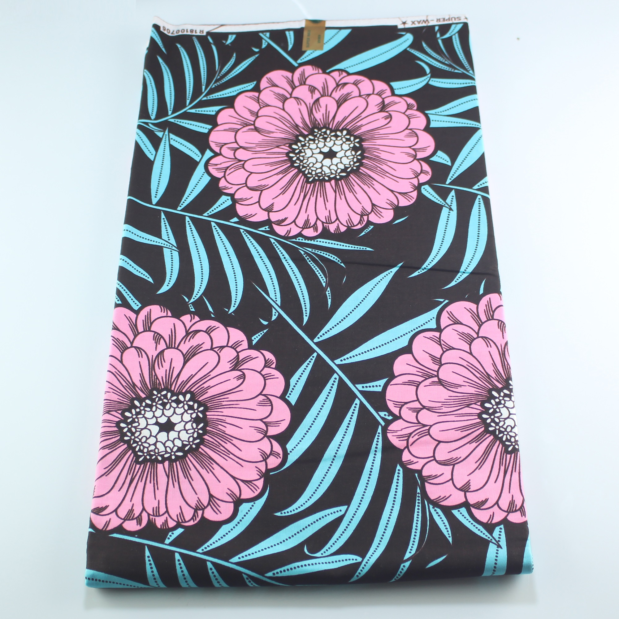 100 Cotton Wax High Quality ankara fabric African fabric 6 yards fabric 2019