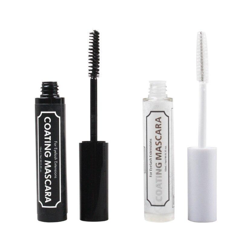 New 10ml Eyelash Care Coat Mascara Individual Eyelash Extensions Supplies Real Eyelashes Protective Coating Sealant