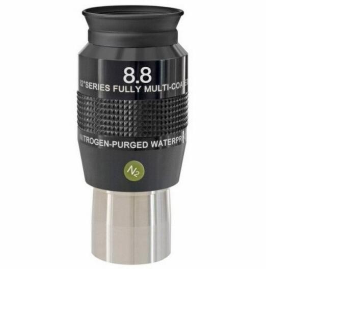 Explore Scientific 8.8mm 82 degree wide angle eyepiece Waterproof and waterproof ES 82 degree eyepiece