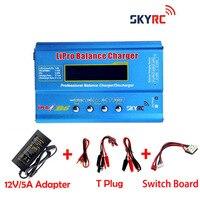 Original IMax B6 SKYRC 2s 6s 7 4v 22 2v Lipo NiMh Battery Balance Charger 12V5A