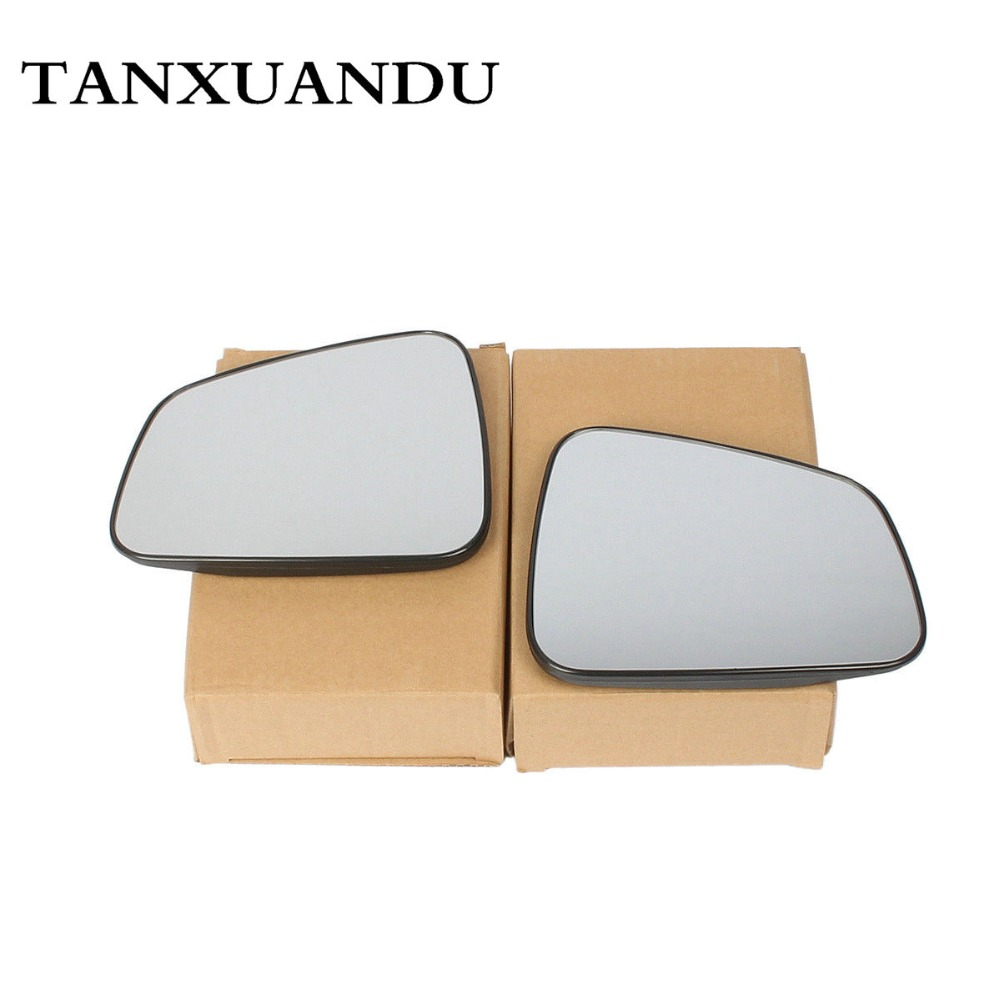 Electric Power Heated Door Wing Mirror Glass Lens For BUICK Encore 13-16 For CHEVROLET Trax 12-18 For Mokka 12-18 95183202 203