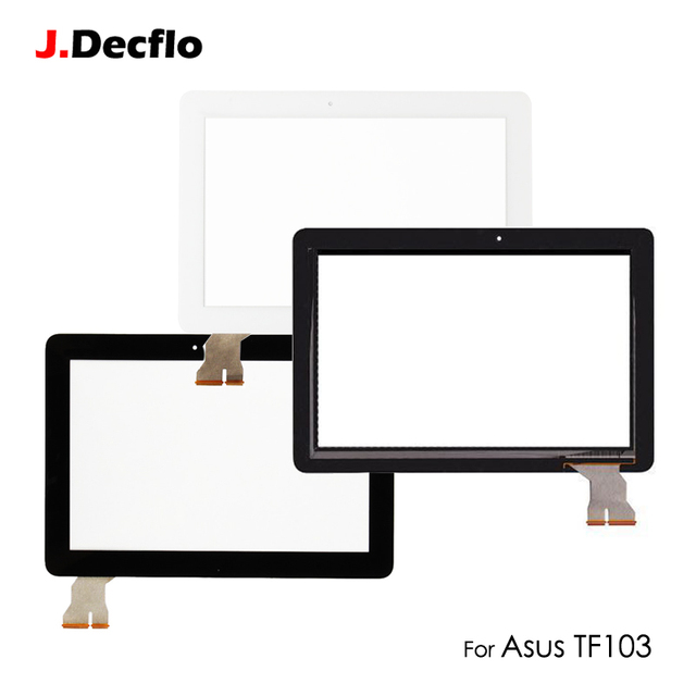 Touch Screen Panel Replacement For Asus Transformer Pad TF103 TF103C TF103CG Tablet Digitizer Glass Sensor with Frame Original