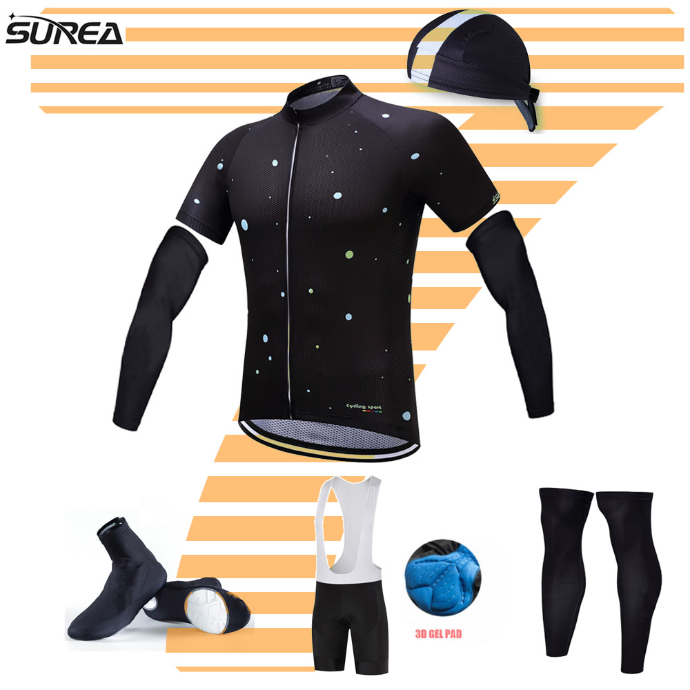 2017 Pro Team Cycling Jersey Bibs Shorts Set Mtb Bicycle Clothing Full Sets Ropa Maillot Ciclismo Bike Wear Suit for Bicycle Men john bird change your life