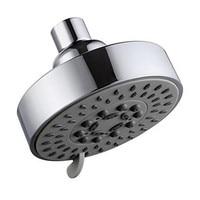 Chrome 5 Mode Shower Head Water Saving Over Head