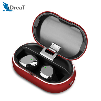 Heaphone TWS Bluetooth 5.0 True Wireless Earbuds Waterproof Stereo Sports Hifi Earphone With Charging Case for Iphone Android  wavefun xpods 3