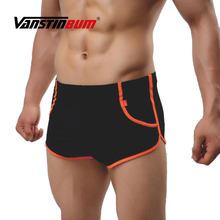 VANSTINBUM Sleep Bottoms Underwear Casual Men's Sleeping Box