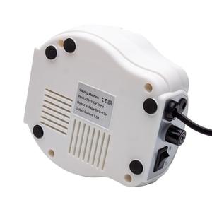 Image 5 - Светильник 202 электрическая дрель для ногтей 35000 об/мин, маникюрный станок с фрезами для маникюра, педикюрный аппарат для маникюра