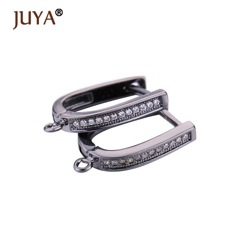 10pcs/lot 19x12mm DIY Earring Findings Earrings Clasps Hooks Fittings DIY Jewelry