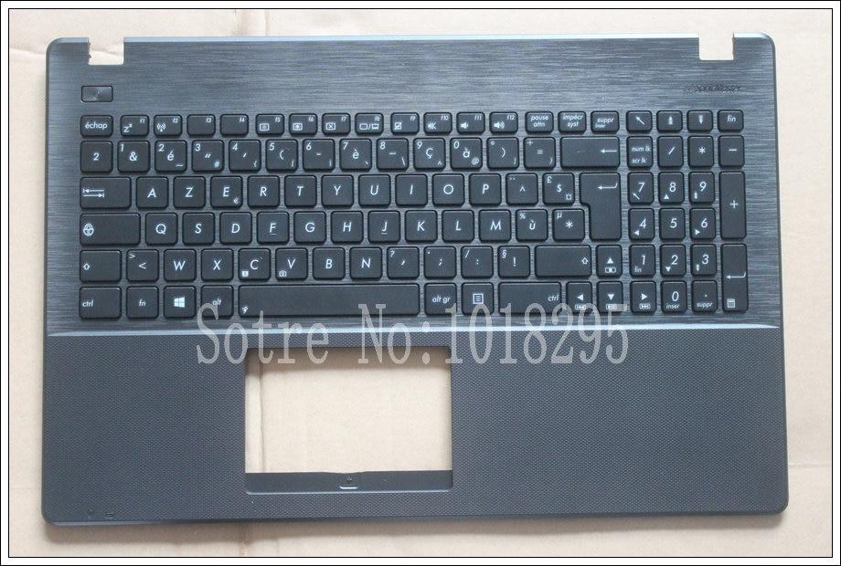 NEW FR keyboard For Asus X551 X551C X551M X551S French Laptop keyboard black shell