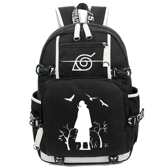 Naruto Backpack  Akatsuki