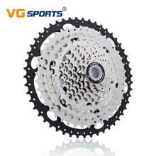 VG Sport 11-50T Cassette 10 Speed mtb Bicycle Freewheel Sprocket cdg 50T cog Velocidade Mountain Bike Ultralight 617g