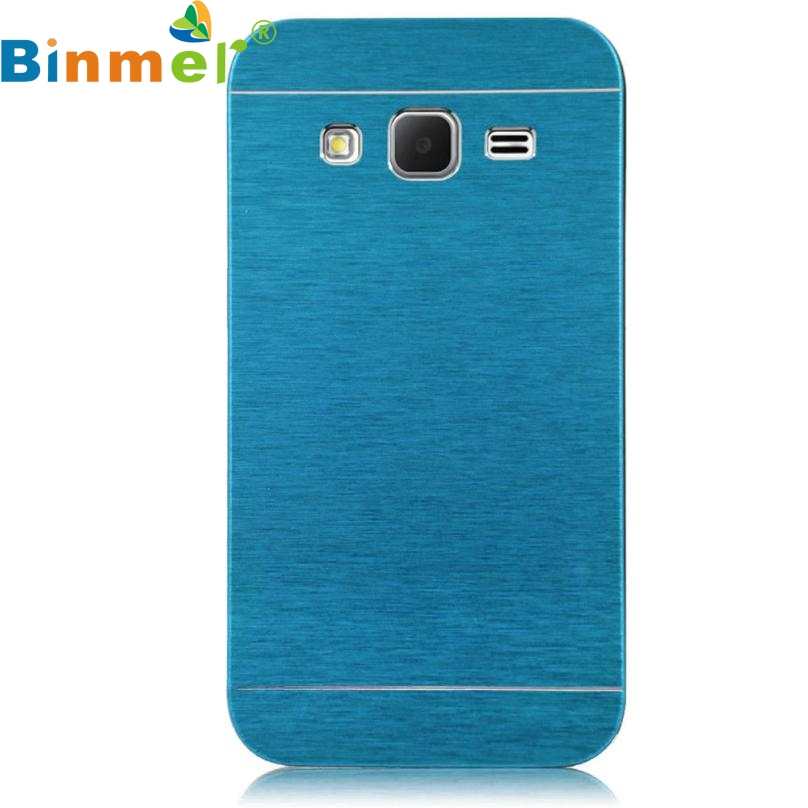 Top Quality For Samsung Galaxy Core Prime Prevail LTE G360 Brushed Aviation Aluminium Metal Case Protective Back Cover JAN5