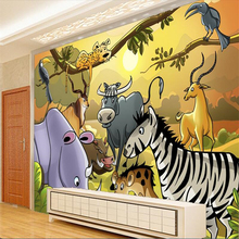 3d room wallpaper custom mural non-woven picture 3 d Cartoon animal world children room painting photo 3d wall murals wallpaper beibehang wholesale boat jack sparrow mural pirate 3d cartoon mural wallpaper for baby children kids room 3d wall murals fresco
