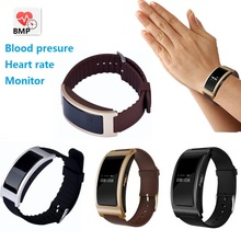2016 New Arrive Smart Wristband CK11 Watch Smart Bracelet Blood Pressure Heart Rate Monitor Pedomter Find