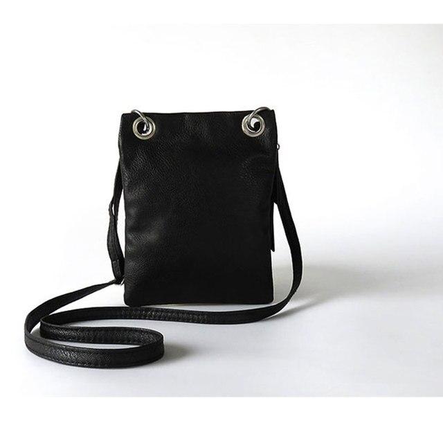 Women Pu Messenger Bags Vintage Mini Ladies Crossbody Bag Fashion Sling Bag for Women Coin Purse 2
