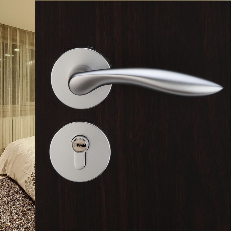 interior split bearing quiet simple wood bedroom door interior locks