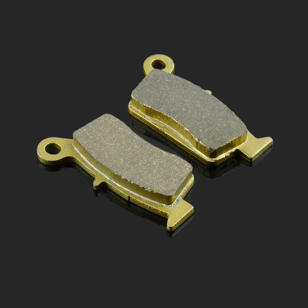 Motorcycle Rear Brake Pads Fit For KAWASAKI KX250 KX450 KLX450 SUZUKI RM-Z 250 RM-Z 450 YAMAHA YZ125 YZ250 WR250R YZ450F WR450F rm dr rm z 125 250 350 400 450 650 front brake pads