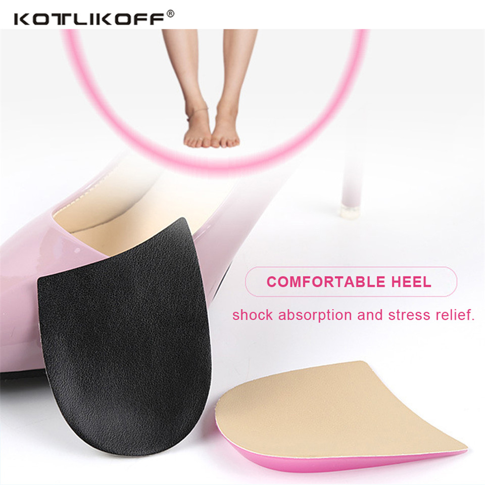 PU Leather Gel Silicone Orthopedic Insoles for Flat Foot Arch Support Shoes Pad Correct O X Leg Valgus Varus Shoe Insole Unisex 4pcs silicone gel orthotic arch pad arch support insole flat foot relieve pain orthopedics insert new
