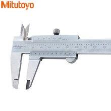 Buy online Mitutoyo Vernier Caliper 0-150/200/300mm 1/1000 in Precision 0.02mm Calibre 530-312 Gauge Paquimetro Calipers Measure Tools