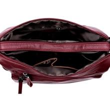 Kavard High Quality Sheepskin Leather Luxury Handbags Women Bags Designer Double Zippers Crossbody Bag For Women sac a main New
