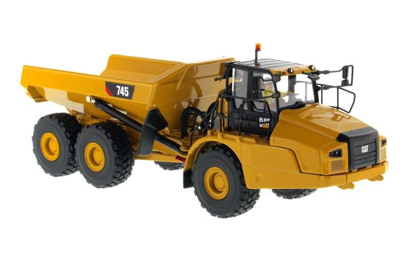 85528 1:50 Cat 745 шарнирный грузовик