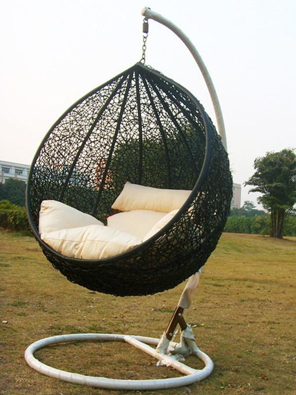 swing basket hanging chair cradle outdoor indoor hanging