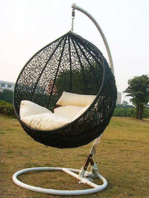 Delicieux Swing Basket Hanging Chair Cradle Outdoor Indoor Hanging Basket Fashion  Swinging Stage Bird Nest Type