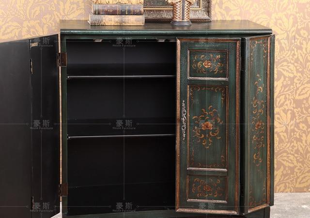 Genuine mobili antichi nuovo ingresso lato armadio scarpa armadio ...