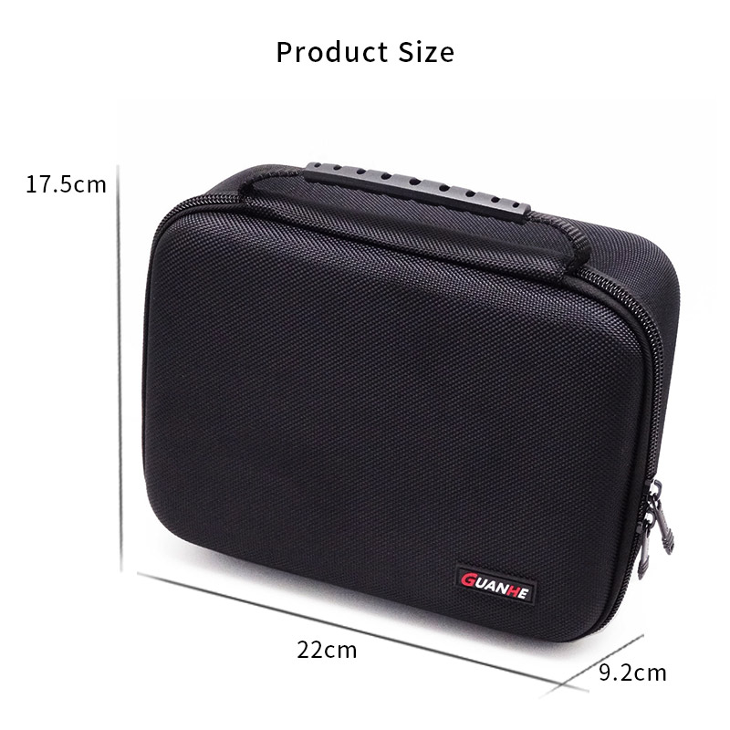 Image 5 - Large Size Electronic Gadgets Storage Case Bag Travel Organizer Case For HDD USB Flash Drive Data Cable Digital Storage Bag-in Bags from Consumer Electronics