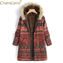 SIJIMZ Big fur thickened slim long winter coat down cotton ladies parka down jacket