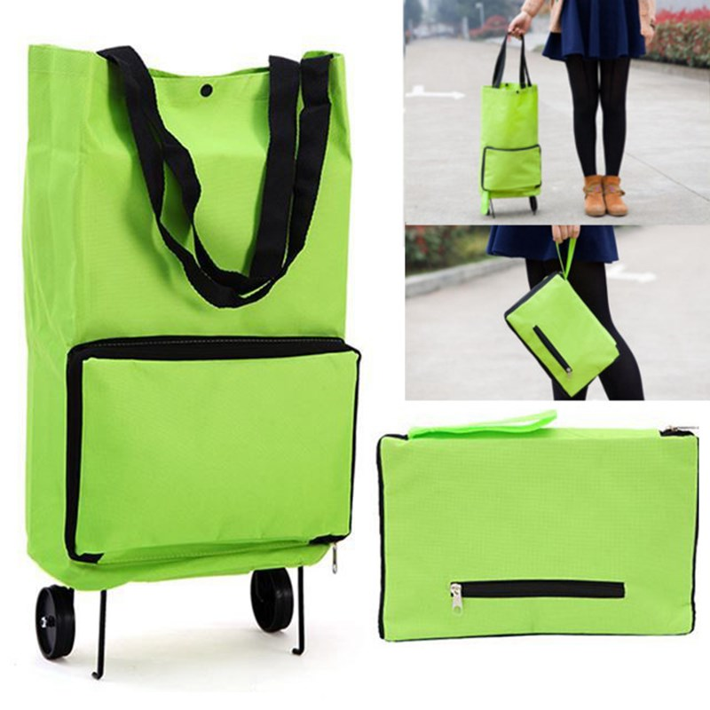 Online Buy Wholesale Collapsible Shopping Trolley From