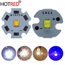 10pcs Cree Xlamp XP G3 Series XPG3 S4 LED Chips 1 7W 2000mA Diode Cool Warm White Royal Blue Emitter 777lm With PCB