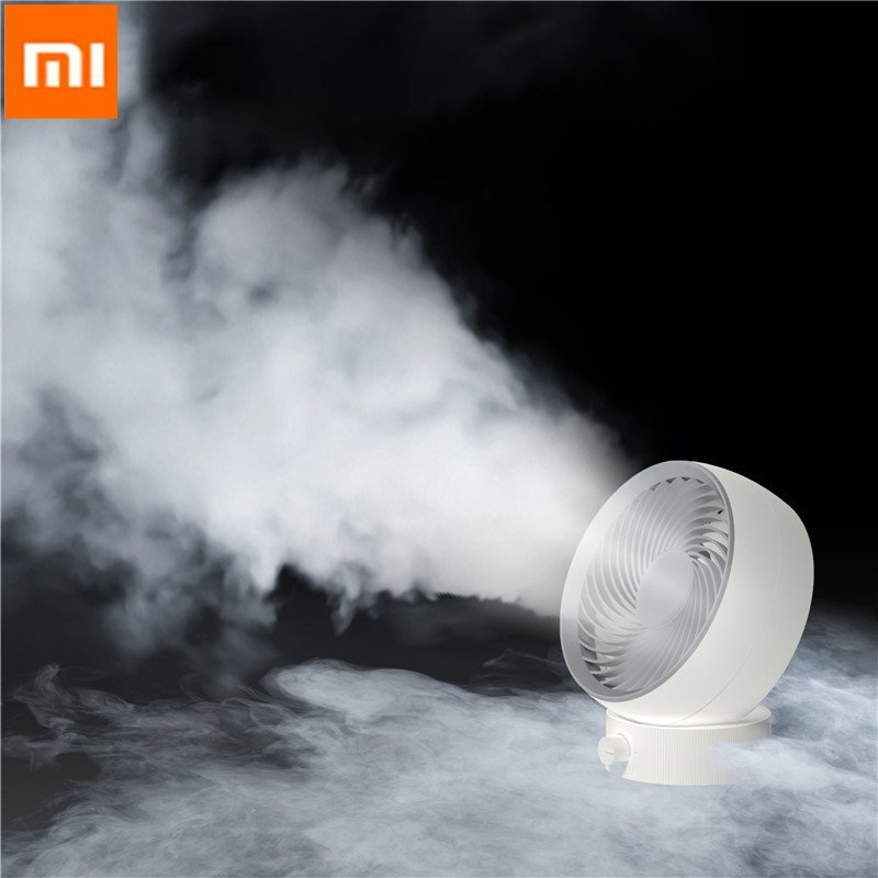 Xiaomi 3 leben Neue Mini Luft Zirkulation Fan 180 Grad Rotation 330 Starke Wind Power Usb Powered Geräuscharm Hohe wind