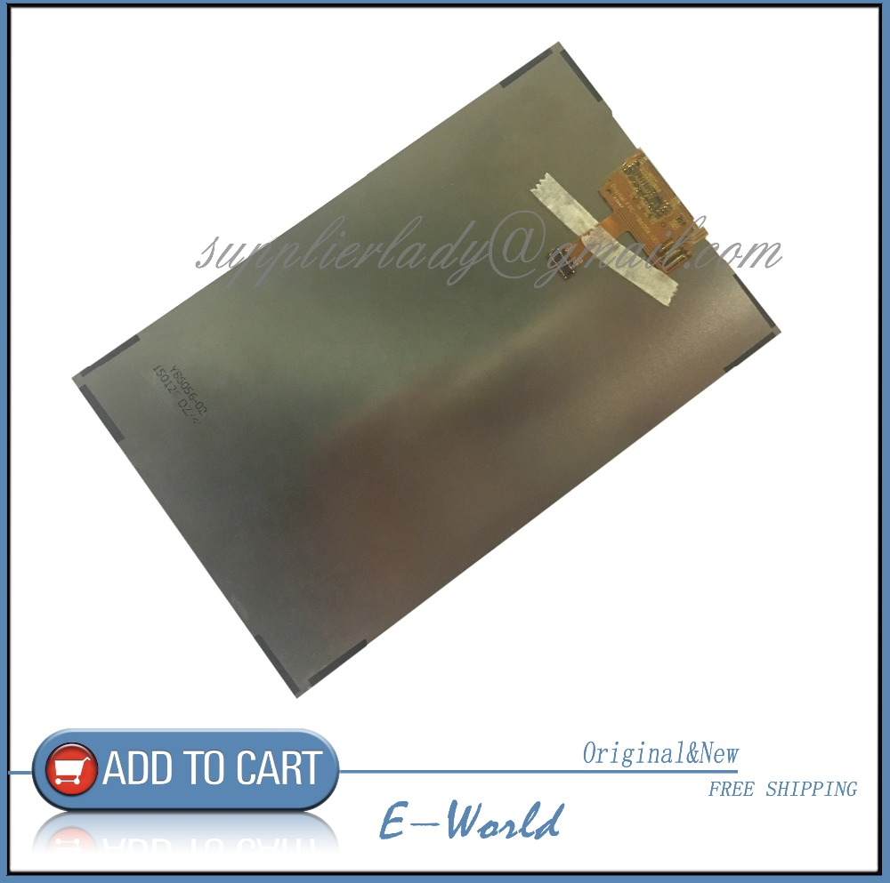 Original and New FPC-Y86056 V01 LCD screen for tablet pc free shipping