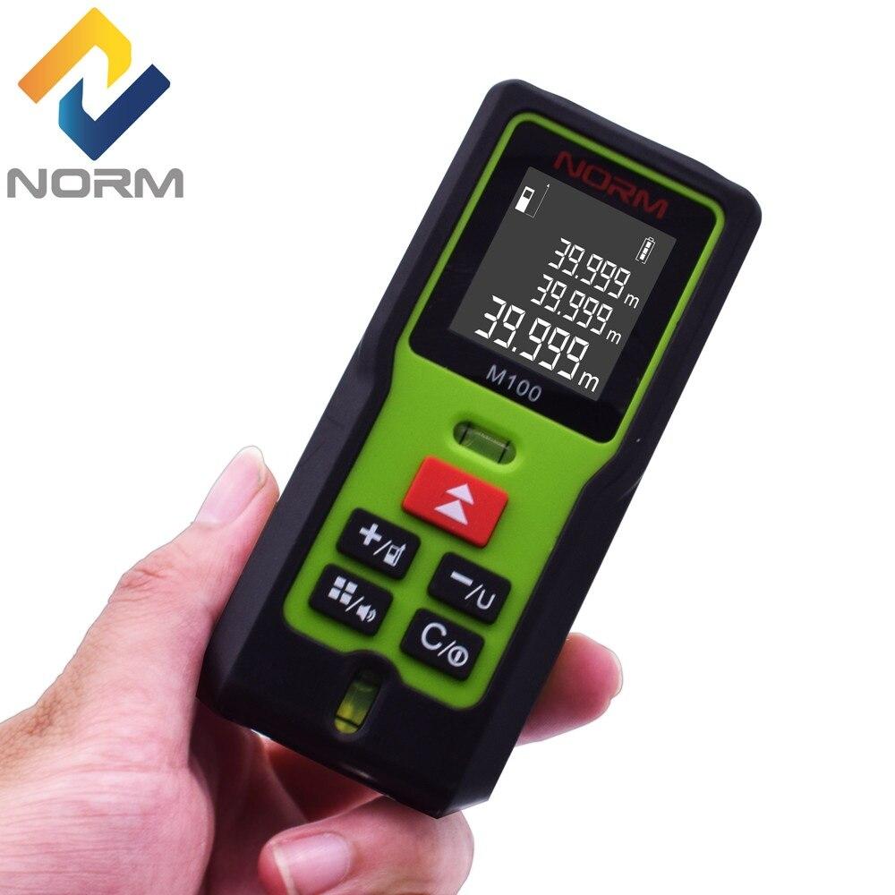Norm M Series 50M 70M 100M Laser Rangefinder Laser Range Finder Laser Distance Meter Laser Digital Electronic Tape Measures