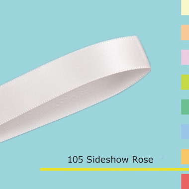 1-12 inch (38mm)  double sided satin tapes