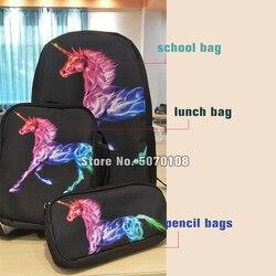 Nowych dzieci torby szkolne abstrakcyjne afryki malowanie plecak szkolny dziewczyny książka dla dzieci plecak dla dzieci Mochilas Escolares z torby niestandardowe 6