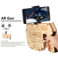 2017 New Gaming Experience Augmented Reality Toy Gun AR Gun Educational Toys ARGun For 3D VR