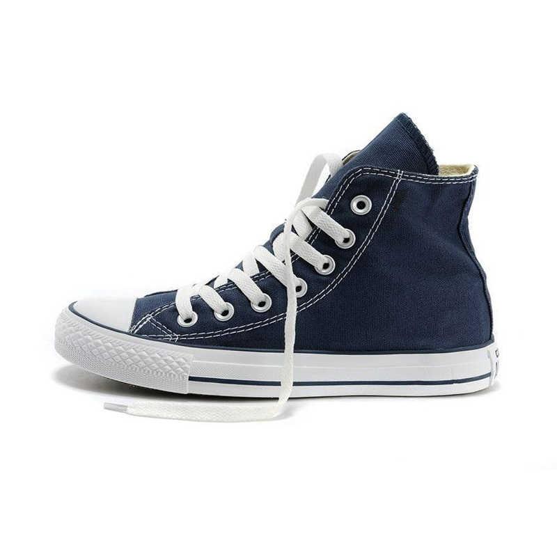Ban Đầu Hàng Mới Về Converse Cao Cấp TOP Classic Canvas Trượt Ván Giày Unisex Sneaksers
