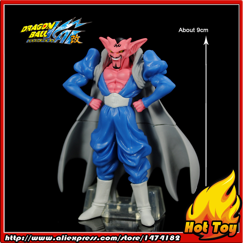 100% Original BANDAI Gashapon PVC Toy Figure HG Part 6 - Dabura / Darbura from Japan Anime Dragon Ball Z 100% original bandai gashapon figure hg part 20 goku super saiyan special ver from japan anime dragon ball z 9cm tall