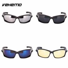 Vehemo Men Women Goggles Outdoor Riding Glasses Movement Color Windproof Sunglasses Sports Eyewear Motorcycle Glasses