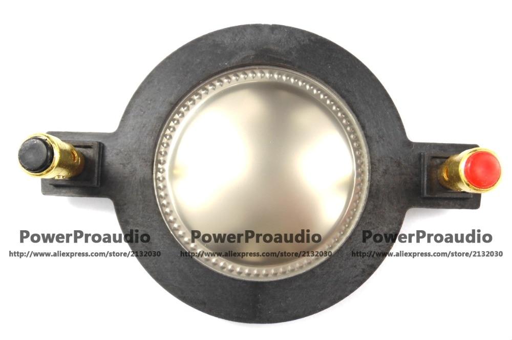 Diafragma de substituição Para Mackie 1701 Tweeter Diafragma SRM-450 C300Z P-Áudio BMD-440 BMD-450 Motorista