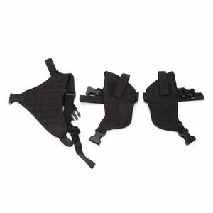 Image 4 - 2019 ציד אביזרי אוניברסלי שני pcs נסתרת אקדח אקדח נרתיק עם MAG פאוץ טקטי כפולה כתף בית השחי נרתיק
