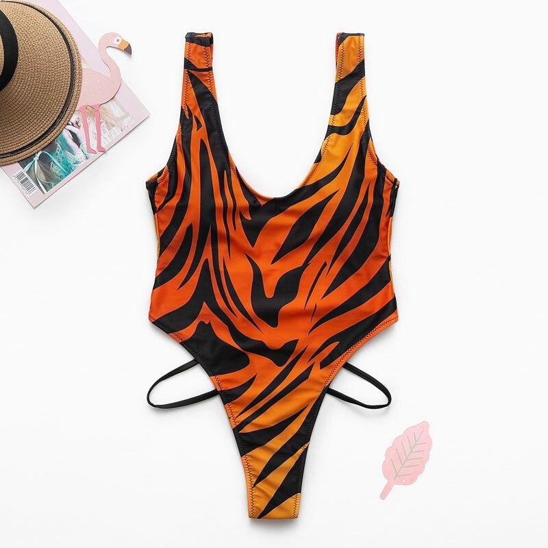 Peachtan One shoulder neon green bikini 2019 micro Bandeau swimwear women bathing suit biquini Summer beachwear Push up swimsuit
