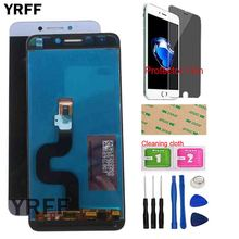 5.7 Mobile Original LCD Display For LEAGOO T8S T8 S LCD Display Touch Screen Assembly Digitizer LCDs Tools Protector Film
