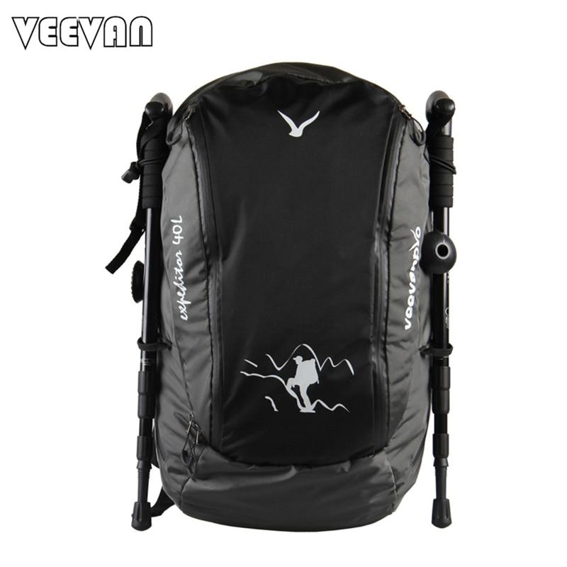 ФОТО 2017 Multifunctional Men's Backpacks Travelling Backpacks Can hold a Water Bag Waterproof Backpack Daypacks Large Shoulder Bags