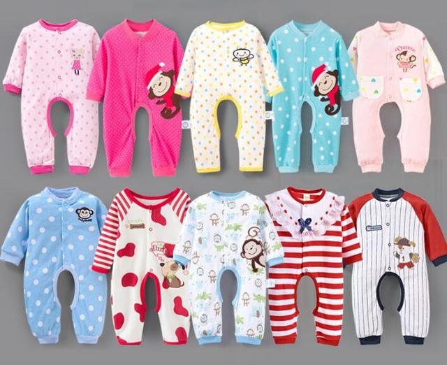 11cc9faf5 Baby hot style suit baby romper 0 to 3 month newborn girls100 ...
