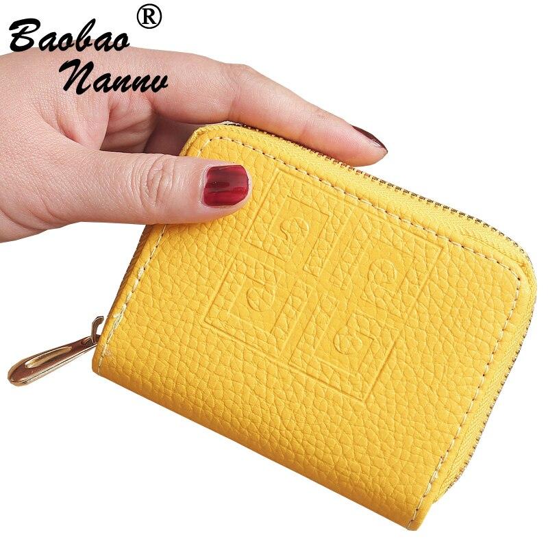 Zipper Lovely Leather Wallets New Women Wallet Fashion Girls Change Purse Money Coin Handbag Card Holders wallets Carteras Femme